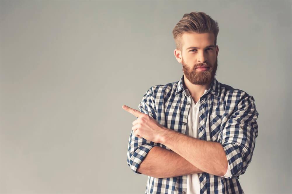 Male Grooming Guide